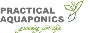 Homegrown Practical Aquaponics logo